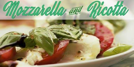 Mozzarella & Ricotta Workshop tickets