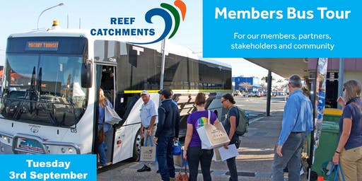 Reef Catchments Members Bus Tour 2019