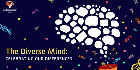 The Diverse Mind: Celebrating Our Differences tickets