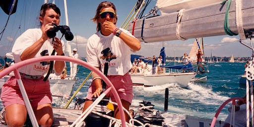 MAIDEN World Tour Skipper Wendy Tuck Speaking on Maiden Factor