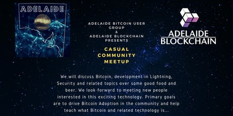 Meet and Talk Bitcoin ( Monthly Meetup) tickets