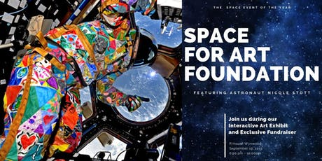 Wynwood Space Art Exhibition and Fundraiser Event tickets