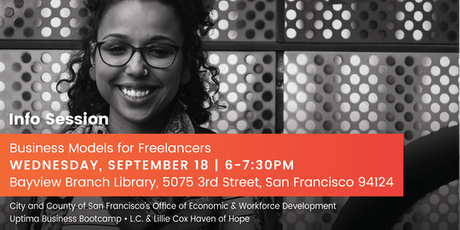 Information Session - San Francisco Freelancer Program tickets