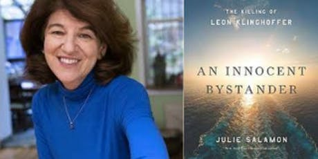 Pop-Up Book Group with Julie Salamon: INNOCENT BYSTANDER tickets