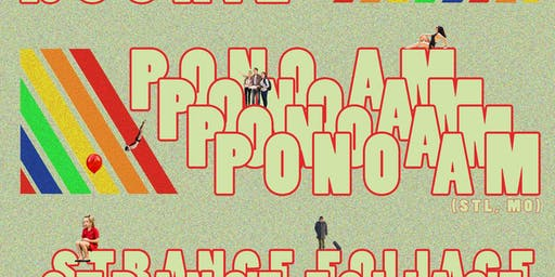 Virgin Hotels Chicago presents Pono AM, Rookie & Strange Foliage