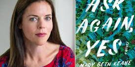 Pop-Up Book Group with Mary Beth Keane: ASK AGAIN, YES