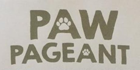 Paw Pageant tickets
