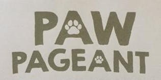 Paw Pageant
