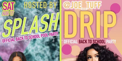 """Drip"" 910 Official Back to School Party"
