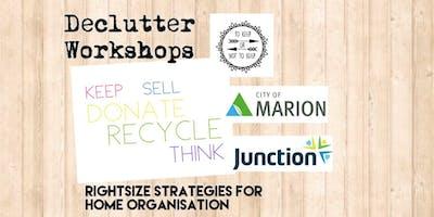 Declutter Workshop 4: You Are Your Memories!