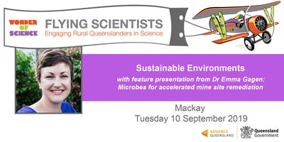 Flying Scientist Presents: Sustainable Environments