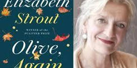 Pop-Up Book Group with Elizabeth Strout: OLIVE, AGAIN tickets