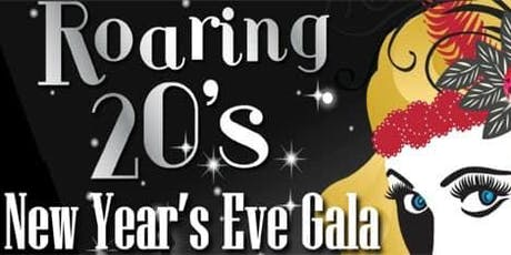 NYE roaring 20's Gala tickets