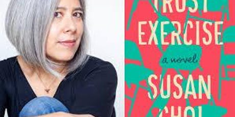 Pop-Up Book Group with Susan Choi: TRUST EXERCISE tickets