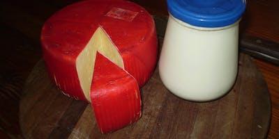 Cheese and Yoghurt Making.