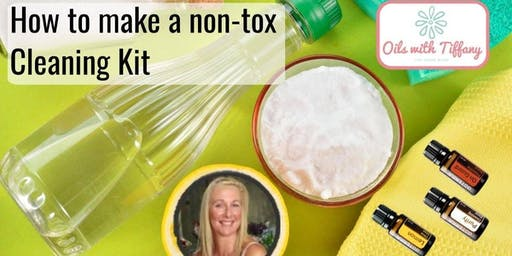 Detox Your Home: Make and Take Workshop