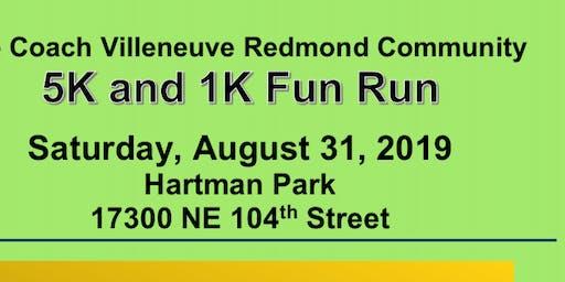 Redmond Community 5K and 1K Fun Run