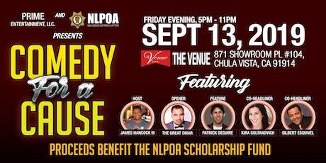 NLPOA San Diego Metro Comedy Night tickets