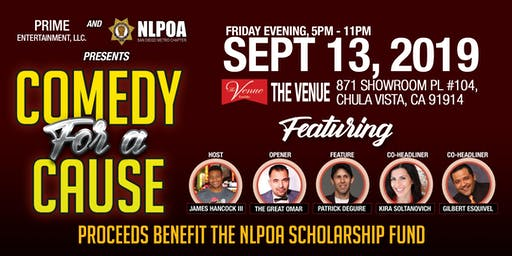 NLPOA San Diego Metro Comedy Night