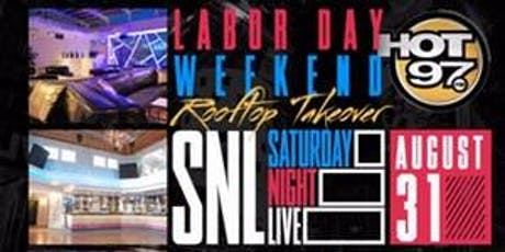 Labor Day Weekend Saturday Night Live @ 760 Rooftop tickets