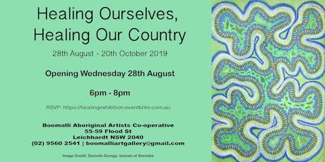 Healing Ourselves, Healing Our Country tickets