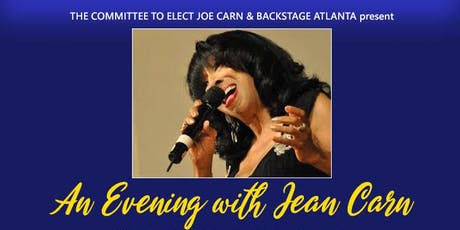 An Evening with Jean Carn - A Fundraising Benefit for Joe Carn tickets