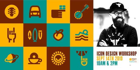 What I Love About You Icon Workshop tickets