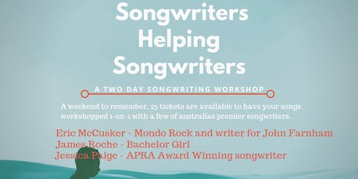 Songwriters Helping Songwriters