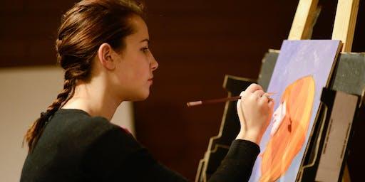 Kate Kurucz | Painting on Copper
