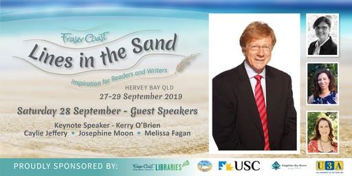 Lines in the Sand - Saturday Guest Speakers - Hervey Bay Library & USC