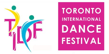 TORONTO INTERNATIONAL DANCE FESTIVAL - TIDF 2019 - FALL INDOOR CONCERT tickets