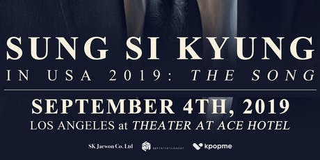 Sung Si Kyung (성시경) LA Concert tickets