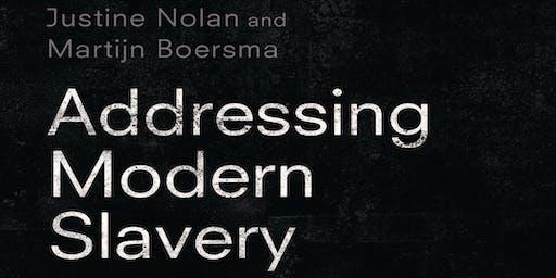 UNSW Law Book Forum: 'Addressing Modern Slavery'