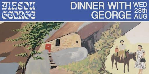 Dinner with George: A SALA Feast