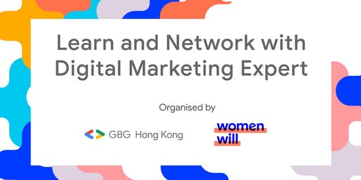 Learn and Network with Digital Marketing Experts (Female Entrepreneurs Only)