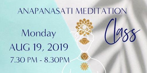 Meditation with Pari Patri