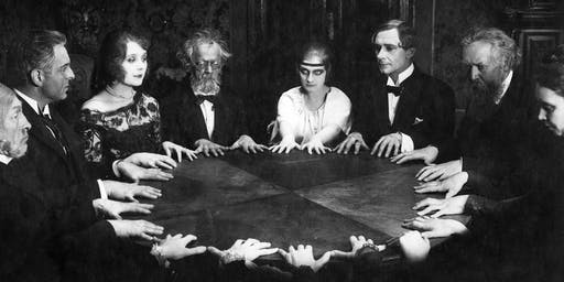 Paranormal Seance