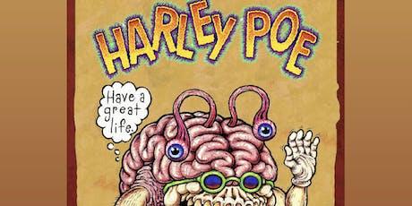 HARLEY POE • The Homeless Gospel Choir tickets