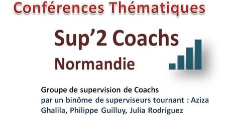 Conférence : L'identité du Coach et la supervision billets