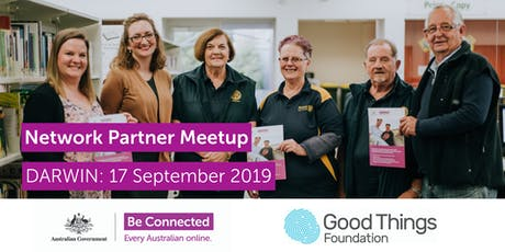 Be Connected Network Partner Meetup - Darwin tickets