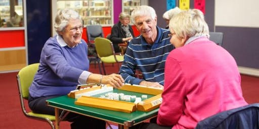 Scrabble and Word Games Club @ Deloraine Library