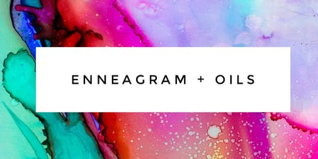 Enneagram + Oils tickets