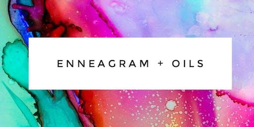 Enneagram + Oils