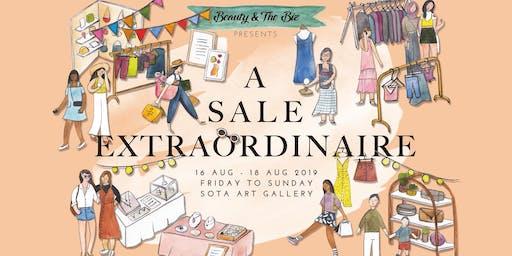 A Sale Extraordinaire 2019