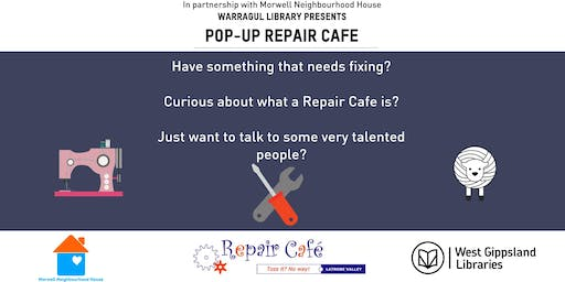 Pop-up Repair Cafe