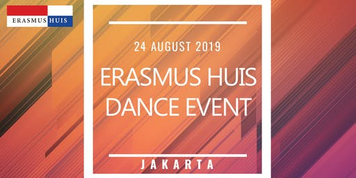 Erasmus Huis Dance Event : DJ's Party