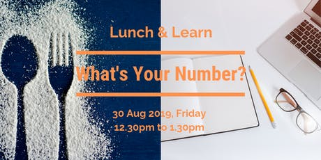 Lunch & Learn: What's Your Number? tickets