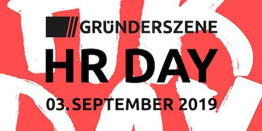 Gründerszene HR Day - 03.09.2019 - Berlin