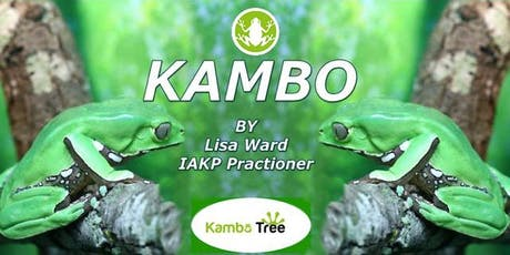 Kambo Ceremony with IAKP Practitioner Lisa Ward  tickets