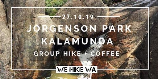 Jorgenson Park Group Hike & Coffee at Mason + Bird